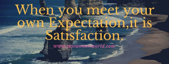 achieving-satisfaction