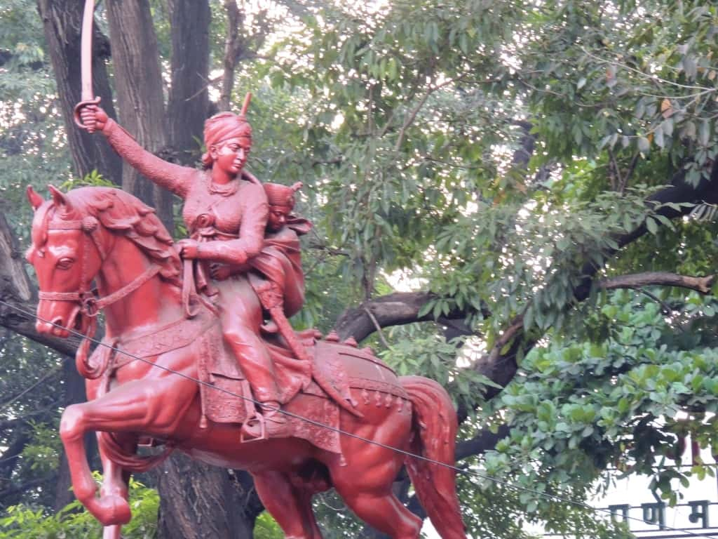 famous female leaders in indian history