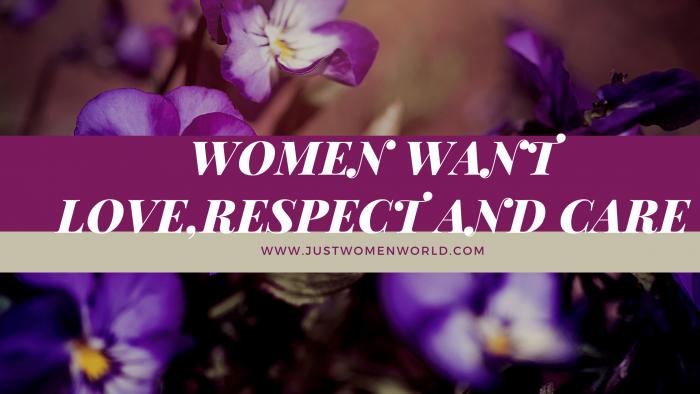 women-want-respect