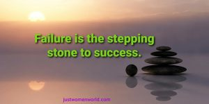 failure-is-the-stepping-stone-to-success